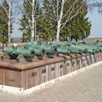 Памятные места войны 1812 года на Бородинском поле