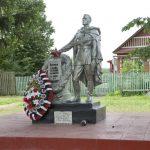 Памятники и захоронения 1941 года