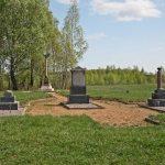 Захоронения 1812 года
